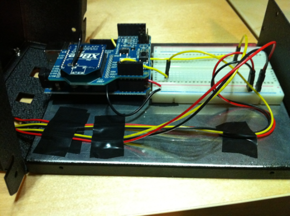 Arduino cat faucet with mongodb and rails squarism