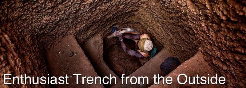trench outside